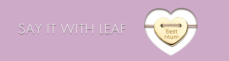 Say it with Leaf