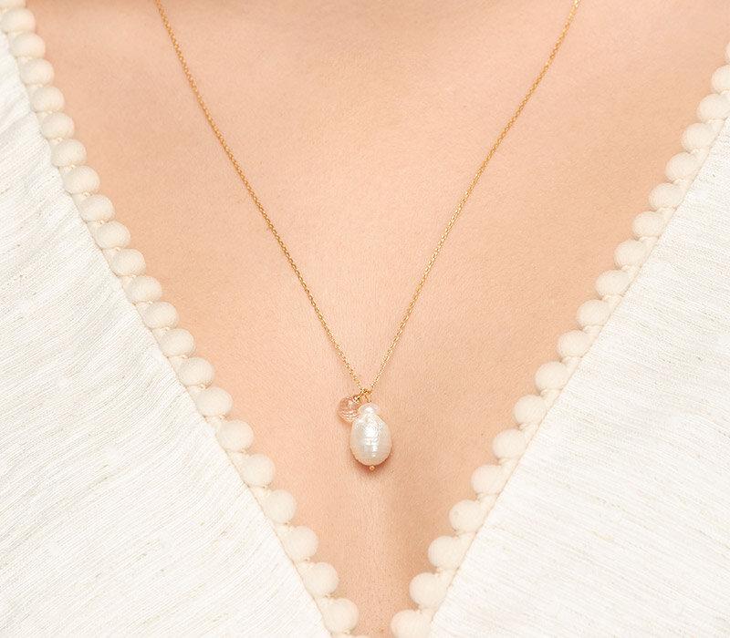 Perlen Halsketten