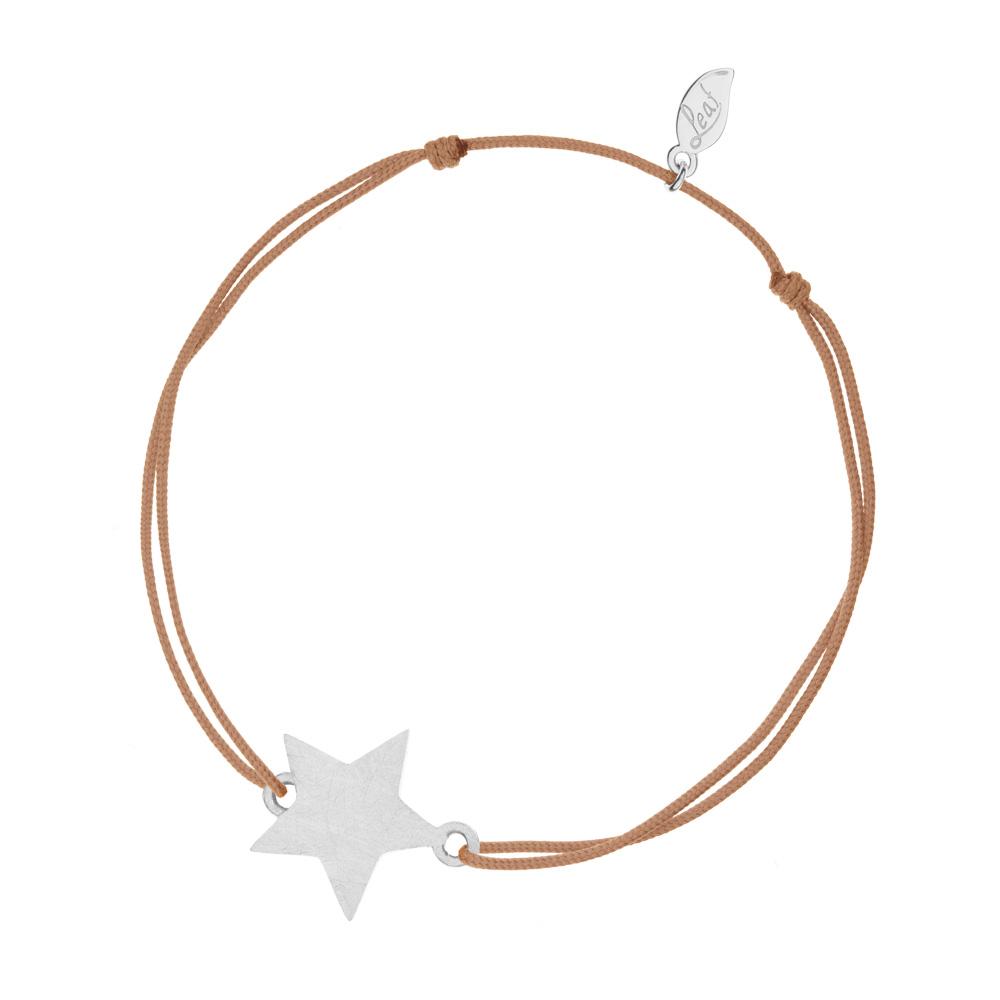 ... Star-Disc, matt, Silber - Leaf - Schmuck & Accessoires
