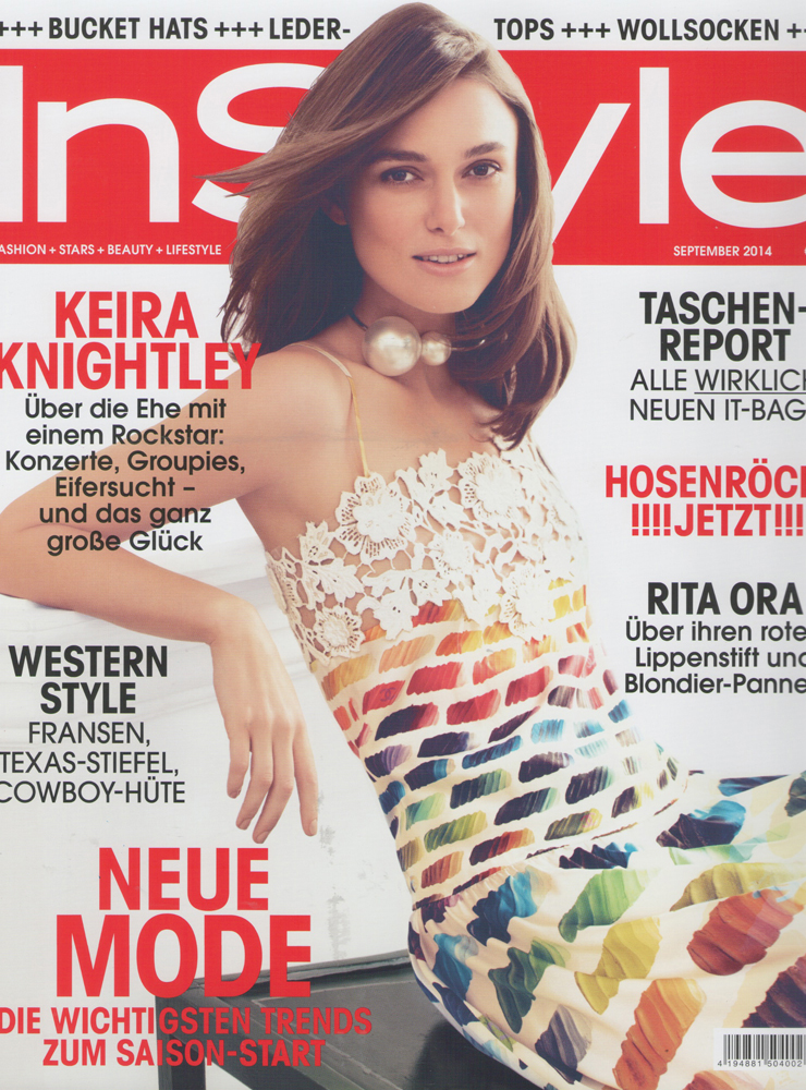 InStyle 09.2014