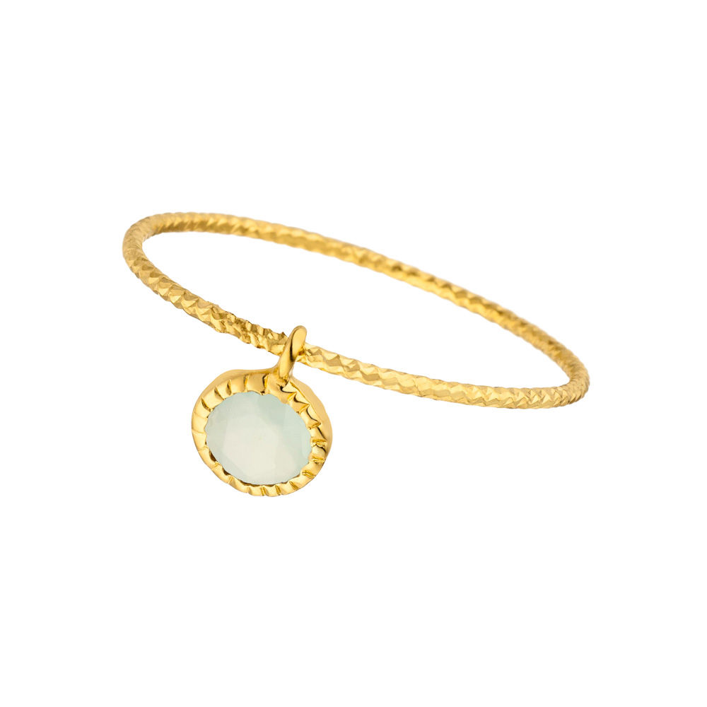 Ring Sweet Drop, Aqua Calzedon, 18 K Gelbgold vergoldet