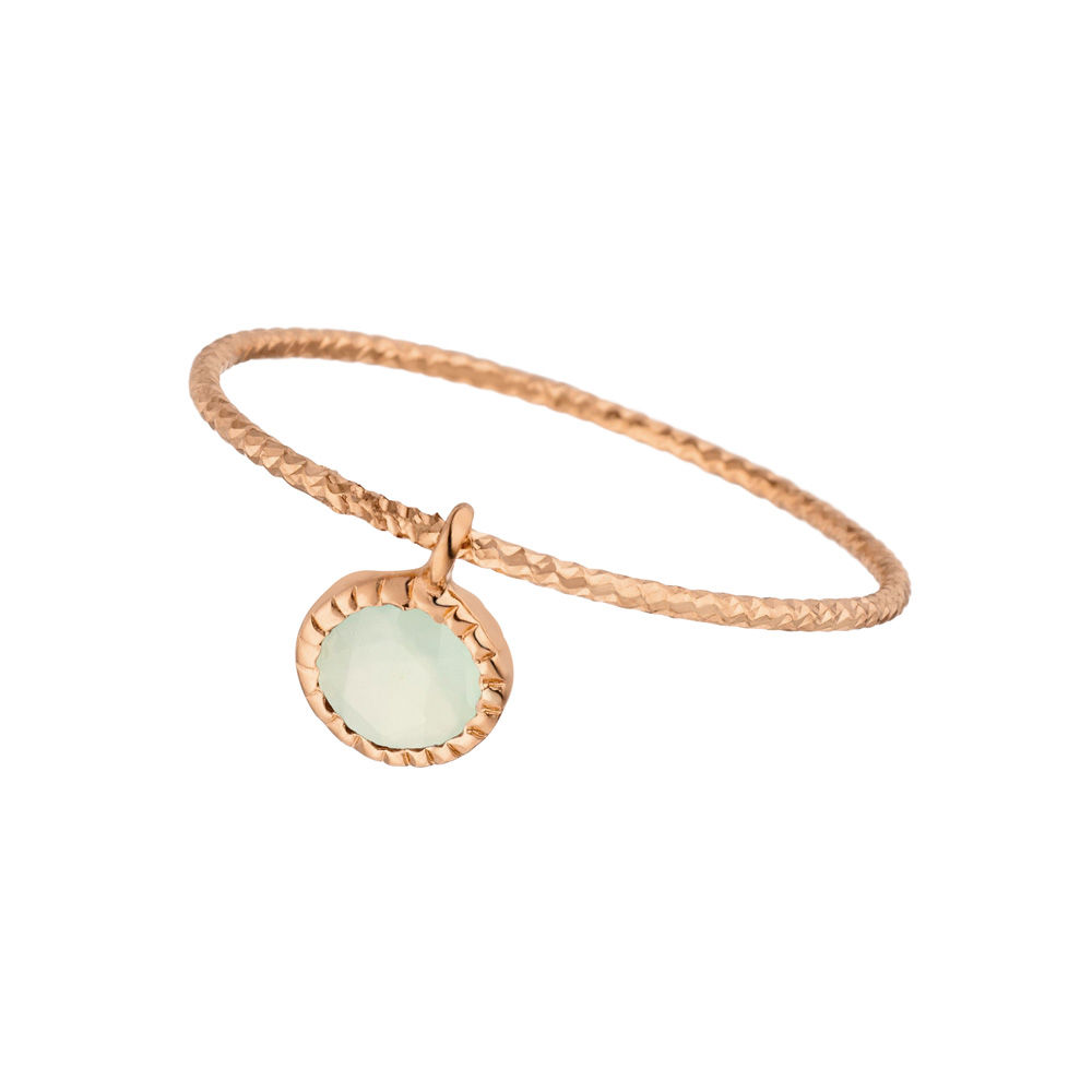 Ring Sweet Drop, Aqua Calzedon, 18K Rosegold vergoldet