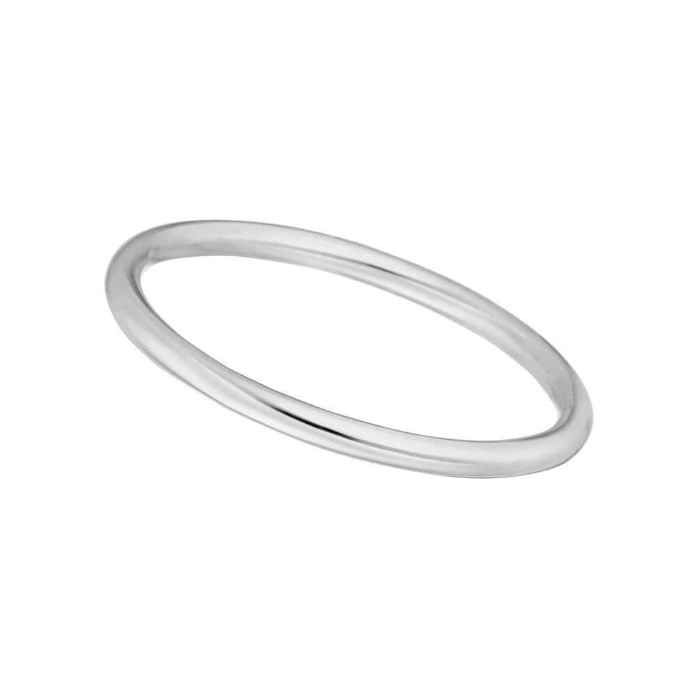 Stacking Ring Basic, 925 Sterlingsilber