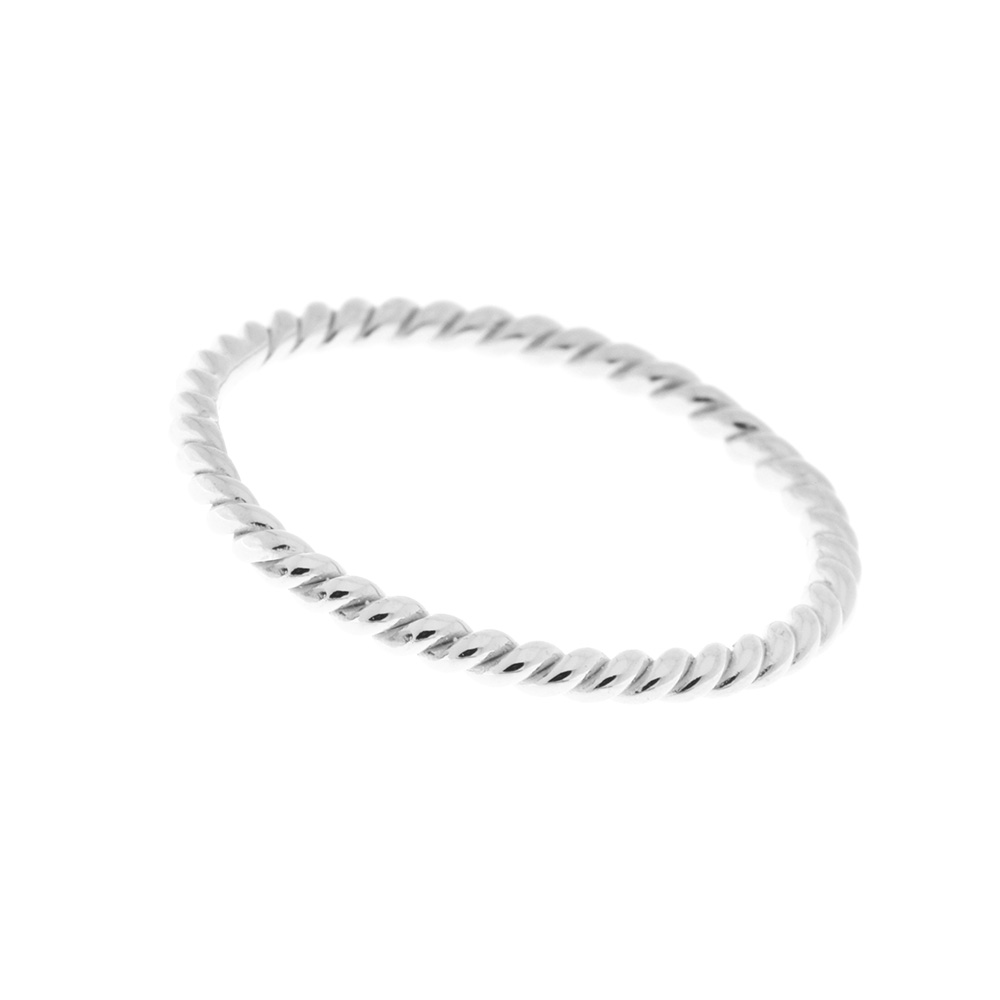 Twist Ring, 925 Sterlingsilber